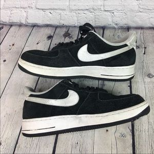 Nike Air Force 1 Sneakers Tennis Shoes Size 8